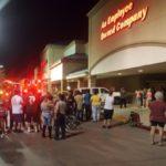 Body found in supermarket entry column identified