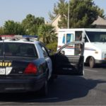 Mojave mail truck recovered in Palmdale