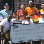Paul George Foundation donates $25K to benefit Palmdale basketball courts