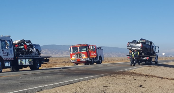 Two drivers killed in two-vehicle crash near Lancaster [updated]