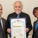 Lancaster man receives 'Courageous Citizen' award