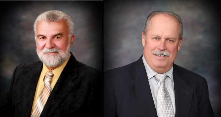 Incumbent and newcomer sworn in to start 4-year terms on PWD Board