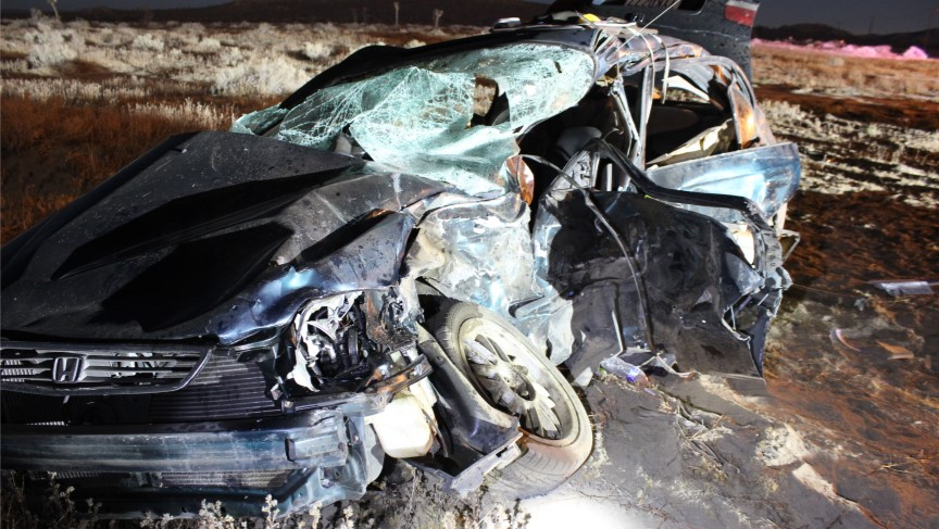 More details released on Palmdale traffic collision, female