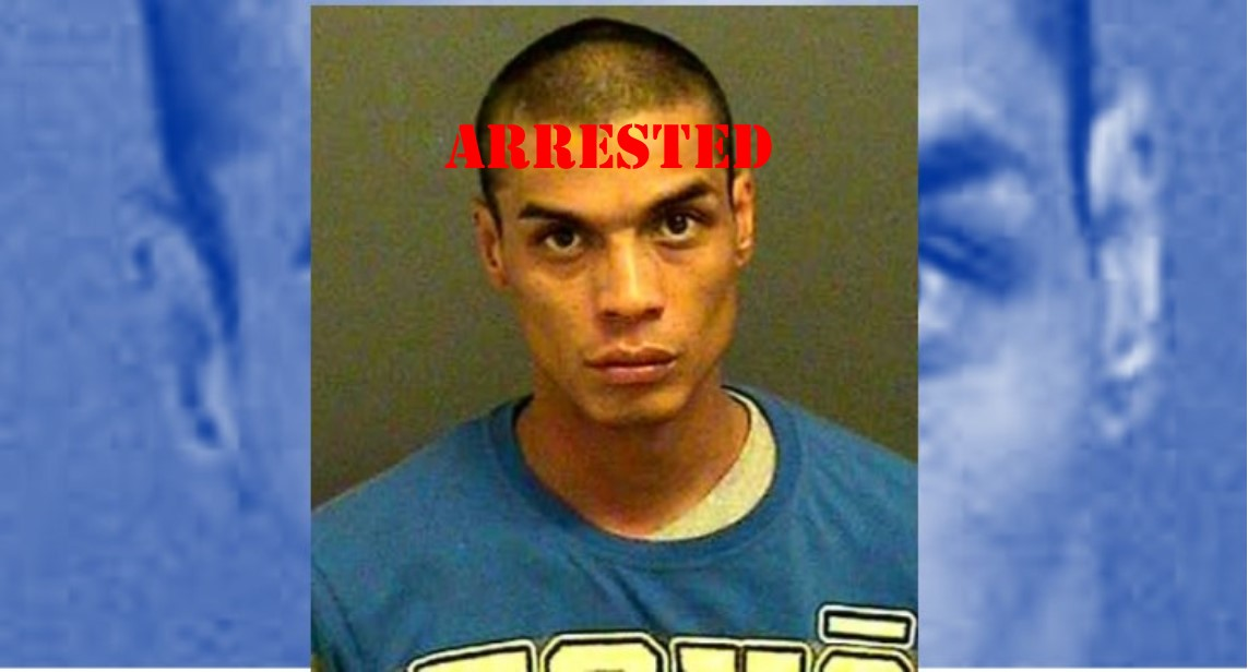 Rosamond Murder Suspect Arrested In Barstow