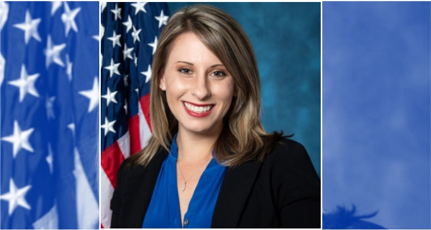 Former Congresswoman Katie Hill takes legal action over